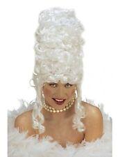 Widmann Wid6249r – Perruque Marie Antoinette Blanc Taille Uni