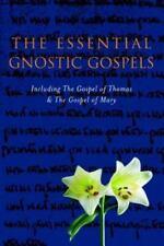 The Gnostic Gospels: Including the Gospel of Thomas The Gospel of Mary-ExLibrary