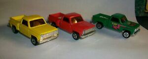 3 Square Body 1973 74 75 76 80  Chevy Pick up truck Stepside  Hong Kong Hot