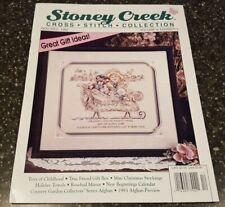Stoney Creek Collection Magazine Cross Stitch Pattern Nov / Dec 1992