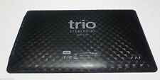 """Back Cover/Housing in black for 10.1"""" Trio Stealth-10 8GB MST10-21"""