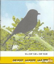 Switzerland MH0-151 (complete issue) fine used / cancelled 2007 Birds