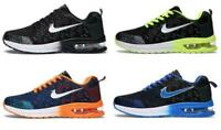 Men's  Air Cushion Running Sports Breathable Athletic Sneakers Shoes Wholesale