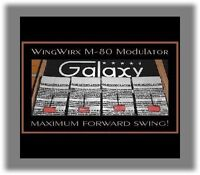 M 80 MODULATOR for GALAXY RANGER CONNEX CB RADIO MORE!
