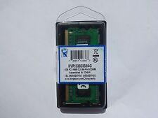 Royaume-uni. nouveau! 4GB PC3-10600 1333mhz 204 pin sodimm DDR3 pc portable/tablette mémoire ram