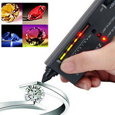 Diamond Tester Selector LED Indicator Digital Accuracy Detector Tool