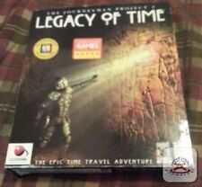 The Journeyman Project 3 Legacy of Time MAC Game Big Box Complete