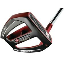 """New Odyssey O-Works Red Marxman S - 33"""" Putter Standard Grip 33 inch"""