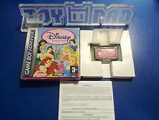 Disney Princesse [PAL-FRA] - Game Boy Advance - GBA