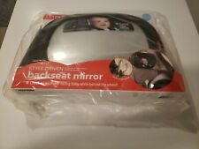 NEW Skip Hop STYLE DRIVEN Backseat Mirror - Tonal Chevron