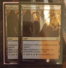 Mtg Swiftwater cliffs foil x 1 great  condition