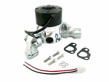 Chrome Electric Water Pump for Ford Small Block 351C  Hi-Flow Racing water Pump
