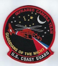 USCG Infrared Camera Team (US Coast Guard Patch)