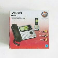 VTech CS6649 Corded Cordless Phone Digit Answering System Caller ID Call Waiting