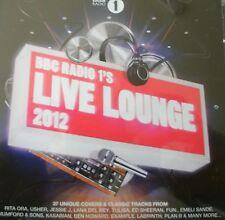 VARIOUS ARTISTS - Radio 1's Live Lounge 2012 (2xCD) . FREE UK P+P .............
