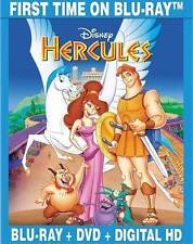 Hercules Blu-ray 2014 Disc Walt Disney Movie Special Edition John Musker Ron Cl