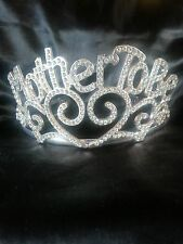 Baby Shower Party favors Mother MOM TO BE TIARA crown gift
