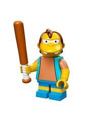 Lego Minifigures Serie The Simpsons, 71005 - Nelson Muntz 12/16