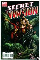 SECRET INVASION #4 McNIVEN (1:20) Variant & Reg. Cover!