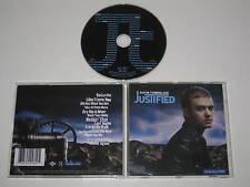 JUSTIN TIMBERLAKE / JUSTIFIED ( Jive 224622) Cd Álbum