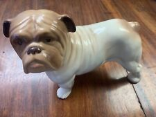 More details for melba ware large 9 inch long bulldog figurine