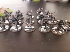 Ww2 Bolt Action 28mm German Professional Painted Army