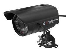 CCD Überwachungskamera mit IR Dioden Nachtsicht Infrarot Scheinwerfer Kamera