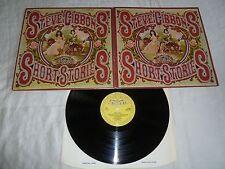 Steve Gibbons-Short Stories'71 UK Wizard LP ORIG + ins. compositeur DEBUT