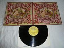 STEVE GIBBONS-short stories '71 UK WIZARD LP ORIG+INS. SONGWRITER DEBUT