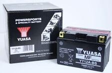 Yuasa YT12A-BS Suzuki SV650 '99-'02 Motorcycle AGM Fresh Pack 12 Volt Battery
