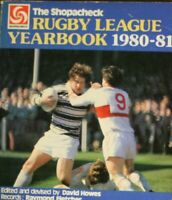 THE SHOPACHECK RUGBY LEAGUE YEARBOOK 1980-81., Howes, David (editor)., Very Good