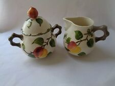 Made In Germany Villeroy & Boch Ma Pomme Creamer & Sugar Bowl