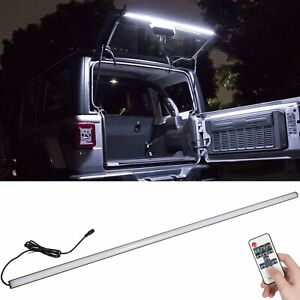 "41"" LED Tailgate Windshield Rear Glass Light Bar Fits 07-19 Jeep Wrangler JK JL"