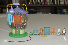 Disney Animations Rapunzel Castle - with sound and light & Accessories