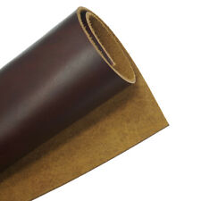 Usa 2.0mm thick Leather Square Tooling Cowhide, Wine Leather Hides & Fur Pelts