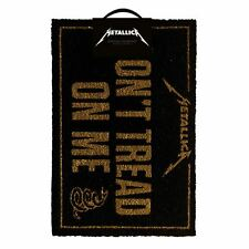 Officially Licensed Metallica 'Don't Tread On Me' Band Single Detail Doormat