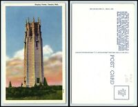 NEBRASKA Postcard - Omaha, Singing Tower P43