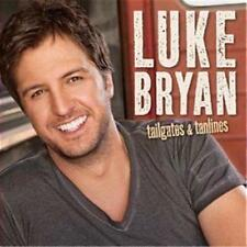 LUKE BRYAN TAILGATES AND TANLINES CD NEW