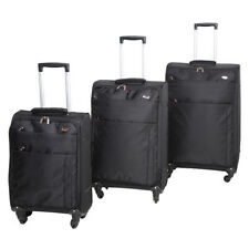 Soft 60-100L Spinner (4) Wheels Suitcases