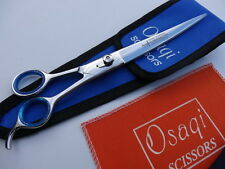 "120days WRNTY_9.5"" Pet Grooming Upward Curved Scissors Dog,Cat Japanese Steel"