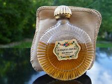 Flacon Montre - QUELQUES FLEURS de HOUBIGANT - Parfum  Pochette - Perfume Bottle