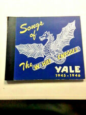 "Songs of The Whiffenpoofs - Yale"" ! 1945 - 1946"