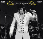 """Elvis : That's The Way It Is 2 CD : FTD Special Edition / Classic Album 7"""" Prese"""