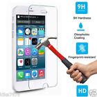 Lot/5 Vitre Ecran Film Verre Trempé protection Pour Apple iphone 4/5/6/7/S/Plus