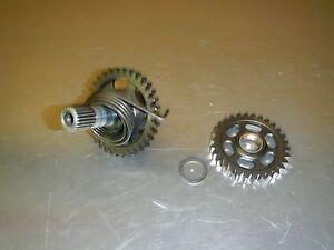 2004 Honda CRF250 kicker gear crf250r crf 250 450 crf450 crf450r cr250 crf250x