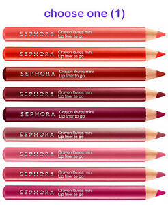 SEPHORA COLLECTION Lip Liner To Go Mini Lip Liner Pencil choose your shade
