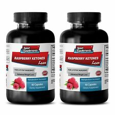 Acai Berry Cleanse - Raspberry Ketones Lean 1200mg - Weight Loss Capsules 2B