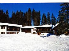 Garmisch-Partenkirchen , Rießlerkopfhütte ,AK 1993 gel.
