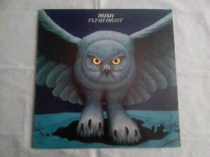 Rush ~Fly By Night~ Lp MASTERDISK!!