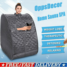 2L Portable Folding Steam Sauna Spa Loss Weight Detox Therapy Body slim Tent ^